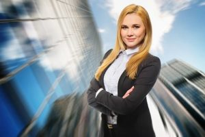 donna in carriera, business, networker