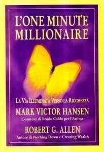 one minute millionaire - migliori libri di business e crescita personale