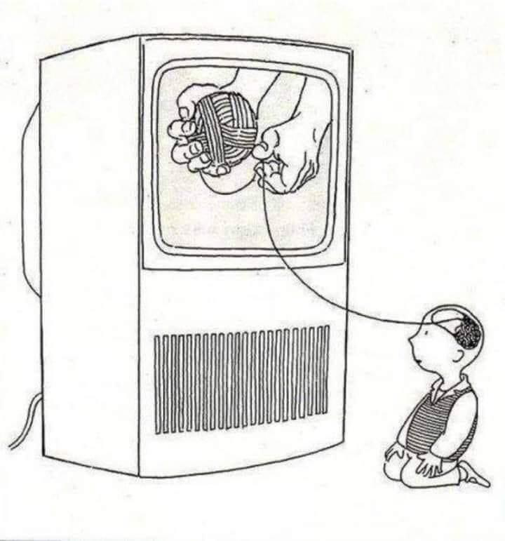 grande sistema, mass media, tv
