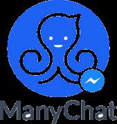 Logo ManyChat - strumenti per marketer