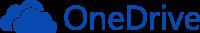 logo Onedrive di Microsoft