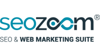 Logo SeoZoom, seo e web marketing suite